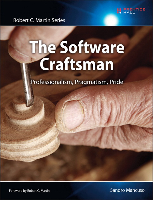 """The Software Craftsman"" – a book about passion"