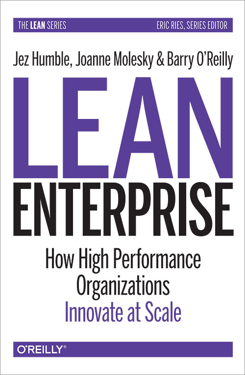 """Lean Enterprise"" – about lean and high performance organizations"